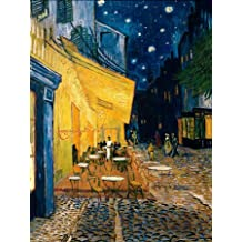 VINCENT VAN GOGH CAFE TERRACE PLACE DU FORUM ARLES 1888 OLD ART PRINT 12x16 inch 30x40cm 2782OM