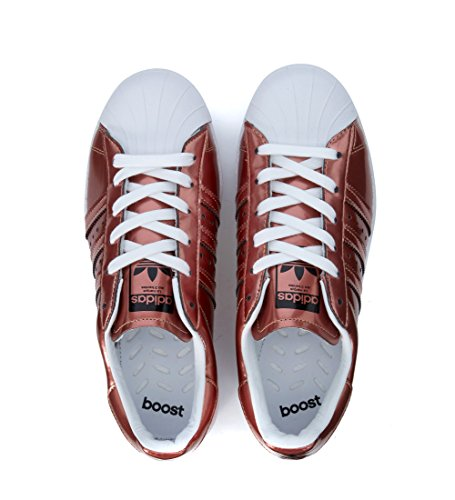 Adidas Bronze W Metallic Boost Solderie Prix Copper White Superstar EYrAwOqY