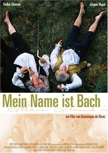 My Name is Bach (Mein Name ist Bach) (Jagged Harmonies - Bach vs. Frederick II) [Region 2]