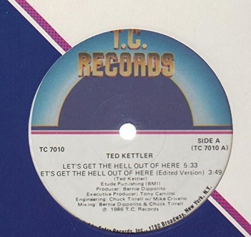 Let\'s Get The Hell Out Of Here [Vinyl Single 12\'\']