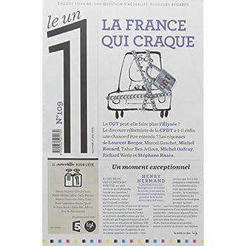 Le 1 - n°109 - La France qui craque