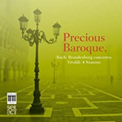 Brandenburg Concertos No. 3 in G Major, BWV 1048: I. Without Tempo Indication