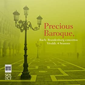 Brandenburg Concertos No. 6 in B-Flat Major, BWV 1051: I. Without Tempo Indication