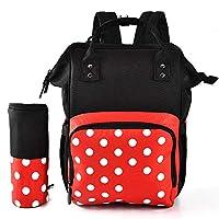 Rucksack,Multifunctional Large Capacity Backpack, Light Handbag, Bottle, Diaper, Travel