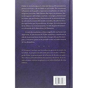 El Zohar: traducido, explicado y comentado: El Zohar (Vol. I): 1 (CABALA Y JUDAISMO)