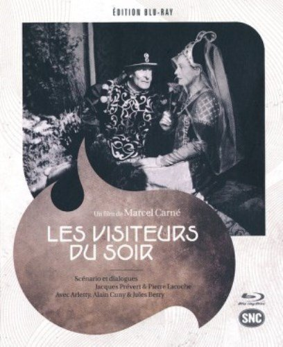 Bild von Les visiteurs du soir [Blu-ray] [FR Import]