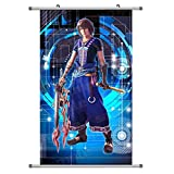 Laohujia A Wide Variety of FF13 Final Fantasy Game Characters Anime Wall Scroll Hanging Decor (Noel Kreiss 1)