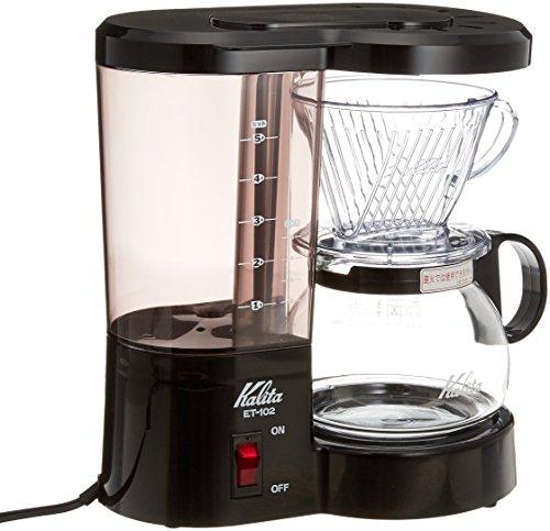 Et-102 Kalita machine à café Noir (japan import)