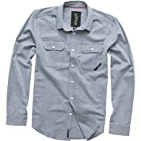 Alpinestars Huge camicia a maniche lunghe maglietta blu Navy Pullover