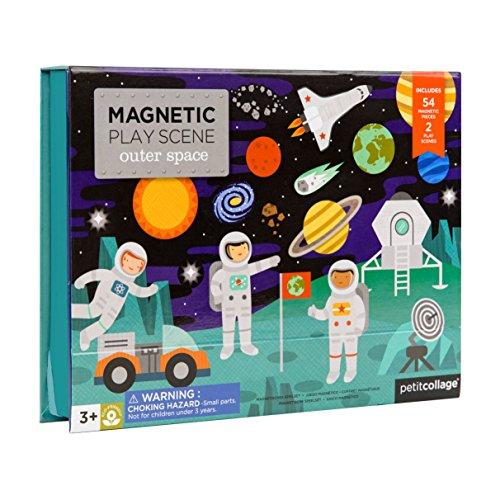 Petit Collage 54402 Magnetspiel, Mehrfarbig -