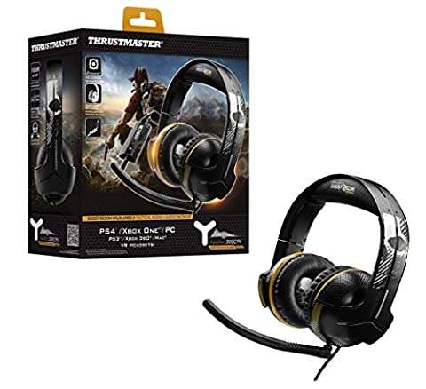 Thrustmaster Y-300CPX Ghost Recon Wildlands Edition - Casque Gaming Universel (PC, PS4...)