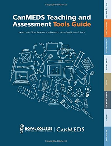CanMEDS Teaching and Assessment Tools Guide by Susan Glover Takahashi (October 15,2015)
