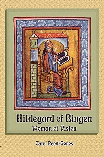 Hildegard of Bingen: Woman of Vision by Carol Reed-Jones (2004-11-09)