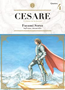 Cesare Edition simple Tome 4