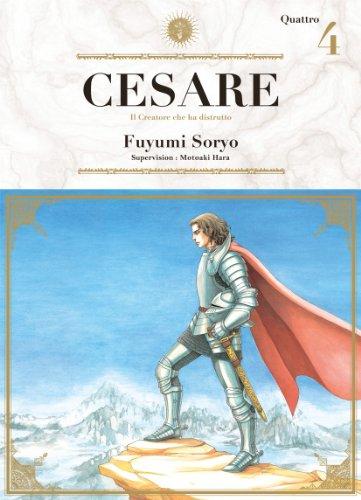 Cesare Edition simple Tome 4