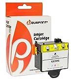 Bubprint Druckerpatrone kompatibel für Samsung INK-C210 INK C210 INKC210 für CJX-1000 CJX 1000 Series CJX-1050W CJX-2000FW Color/Farbe
