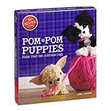 Pom Pom Puppies: Make Your Own Adorable Dogs