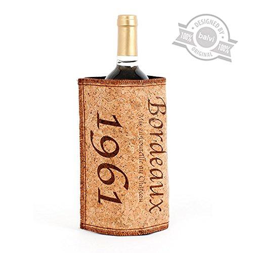 Balvi M289462 - Funda enfríadora Vino Corcho