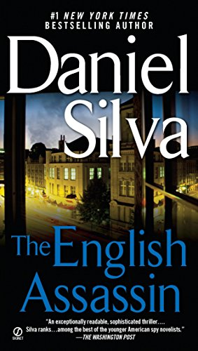 The English Assassin (Gabriel Allon) por Daniel Silva