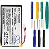 Cameron Sino 800mAh Li-ion Battery A98927554931 A98941654402 For Sony Ebook Reader PRS-600, PRS-600/RC, PRS-600/BC