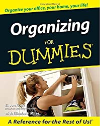 Organizing For Dummies by Eileen Roth (2000-11-22)