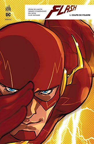 Flash Rebirth Tome 1, Livres