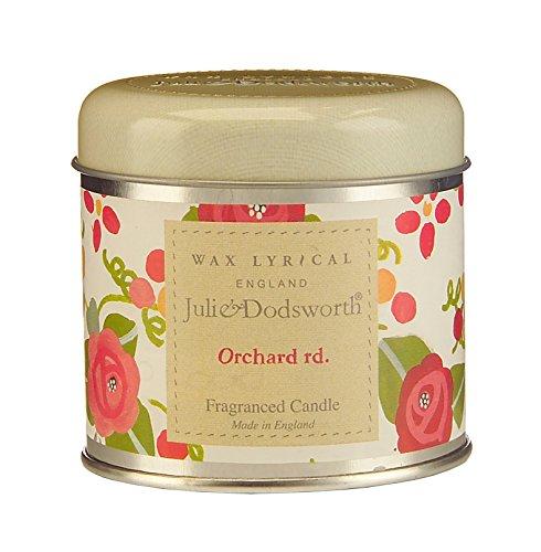 Wax Lyrical Julie Dodsworth Duftkerzen in der Dose - Orchard Rd