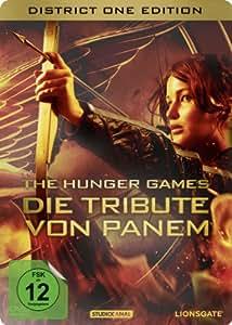 Die Tribute von Panem - The Hunger Games  (District One Edition, Steelbook, 2 Discs)