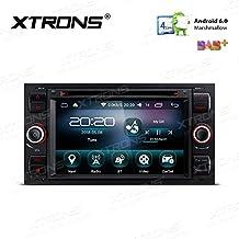 XTRONS 7 Pulgadas Android 6.0 Quad Core 16 G ROM HD Digital MultiTouch Pantalla Coche Estéreo