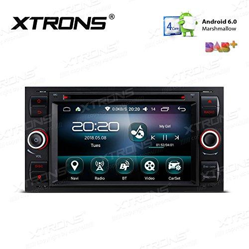 XTRONS 7 Pulgadas Android 6.0 Quad Core 16 G ROM HD Digital...