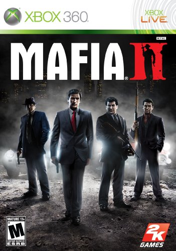 Xbox 360 Mafia 2 [US-IMPORT]