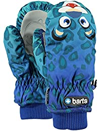 Barts–Guantes infantil, azul, 4 años
