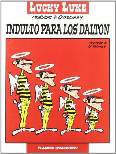 Lucky Luke nº 16 Indulto para los Dalton (Cómics Clásicos NO) por Morris