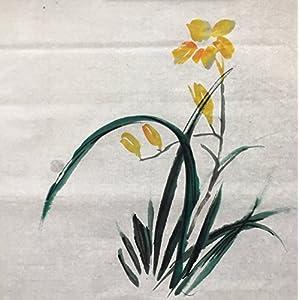INKSTON Unvrarbeitetes Qualitativ Hochwertig 6575 Xuan-Papier 34.5 * 138 cm 25 Blättern
