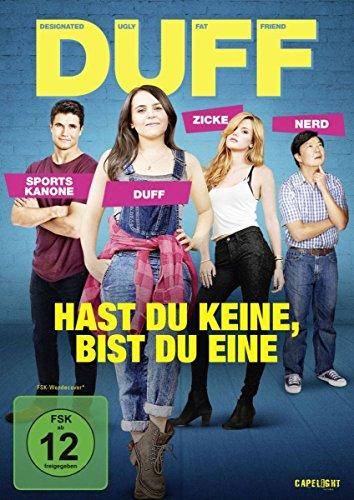 Filme-dvd Romantische (DUFF - Hast du keine, bist du eine!)