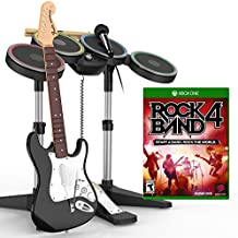 Rock Band 4 Band-In-A-Box Xbox One Software Bundle [import anglais]