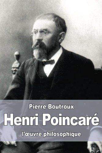 Henri Poincar: luvre philosophique