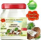 Die besten Extra Virgin Coconut Öle - ORGANISCHES KOKOSNUSSÖL. 100% REIN. EXTRA VIRGIN / UNRAFFINIERT Bewertungen