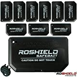 Best Mice Killers - 10 X Quality Mouse Boxes - Holds Poison Review