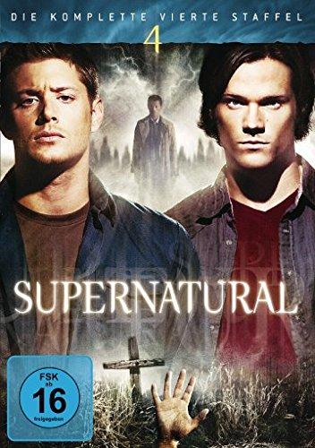 Supernatural - Staffel 4 [6 DVDs]