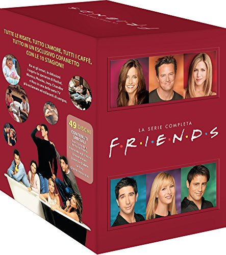 Friends - La Serie Completa (Esclusiva Amazon) (49 DVD)