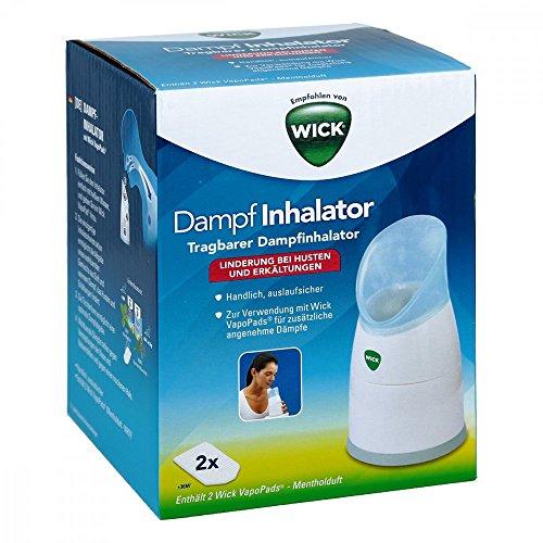 Wick Dampf Inhalator manu 1 stk