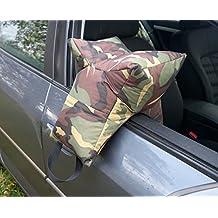 Grappler Kamera Bohnensack, Army. Empty. Leer. Wildlife Photography Sitzsack. MATERIAL: Armee Muster DPM Camouflage-Polyestergewebe. Vollständig wasserdicht. Brandneu.