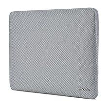 """Incase Slim Sleeve Housse avec Diamants Anti-Déchirures pour MacBook Pro Retina/Pro de 15"""" - Gris"""