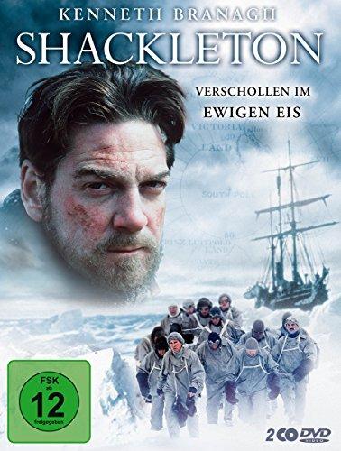 Shackleton – Verschollen im ewigen Eis [2 DVDs]