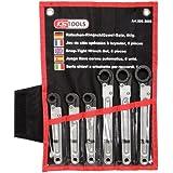 KS Tools 500.5606 Trousse de 6 pièces de clés à tuyauter à cliquet