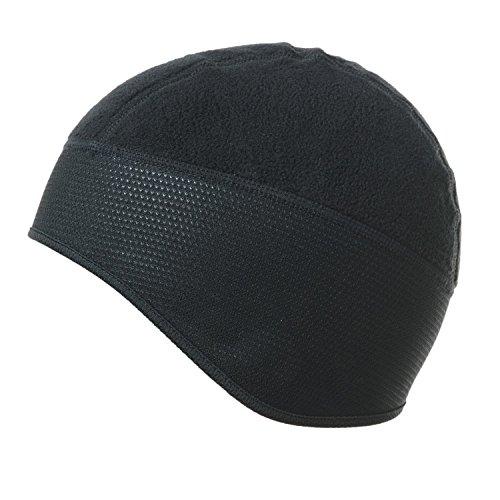 4ucycling Sport Fahrrad Mütze Helmunterziehmütze Helmmütze Bike warm Cap Fleece für Herren und Damen Unisex Skull Cap