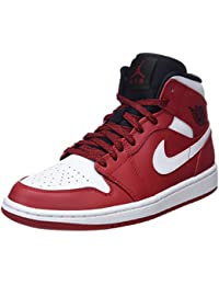 cheap for discount 8ee9d d2984 Nike Herren Air Jordan 1 Mid Basketballschuhe