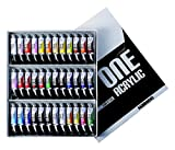Industria Maimeri 1098036 Colori Acrilici 36 Tubi