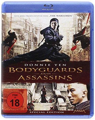 Bodyguards and Assassins [Blu-ray] [Special Edition]